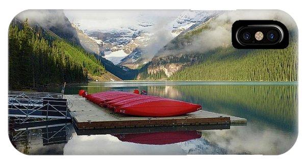 Beautiful Banff IPhone Case