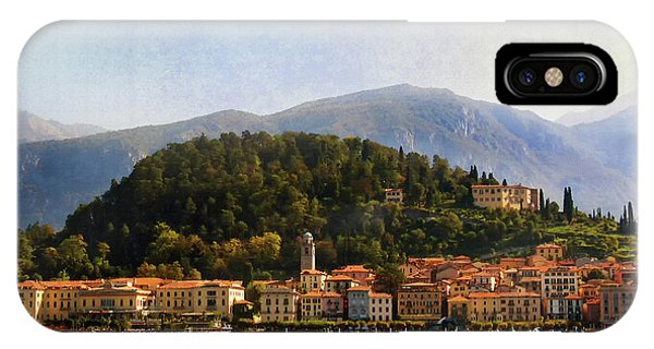 Beautiful Bellagio IPhone Case