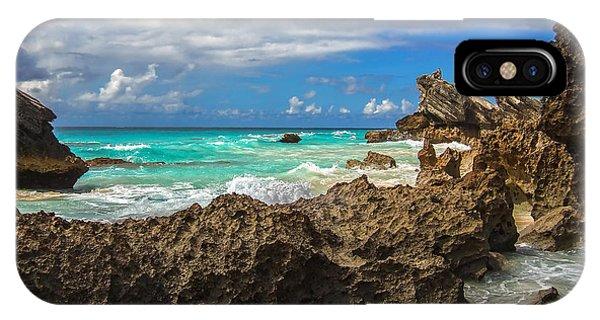 Beautiful Bermuda IPhone Case