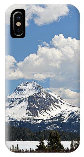 Beautiful Bow Lake IPhone Case