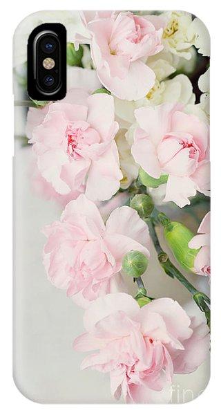 Beautiful Carnations IPhone Case
