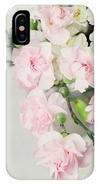 Beautiful Carnations IPhone Case