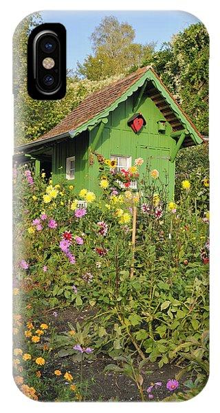 Beautiful Colorful Flower Garden IPhone Case