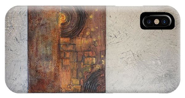 Beautiful Corrosion Too IPhone Case