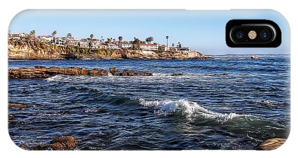 Beautiful Day In La Jolla IPhone Case