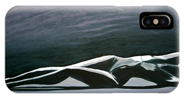 Beautiful Diver IPhone Case