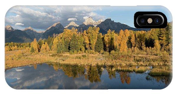 Beautiful Fall Morning IPhone Case