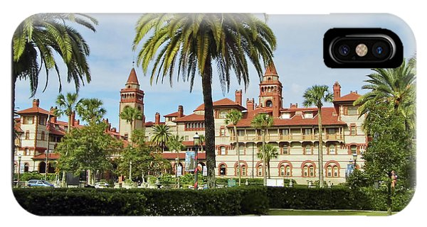 Beautiful Flagler College IPhone Case