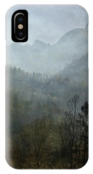 Susann Serfezi iPhone Case - Beautiful Mist by AugenWerk Susann Serfezi