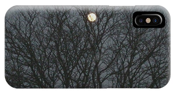 Beautiful Moon IPhone Case