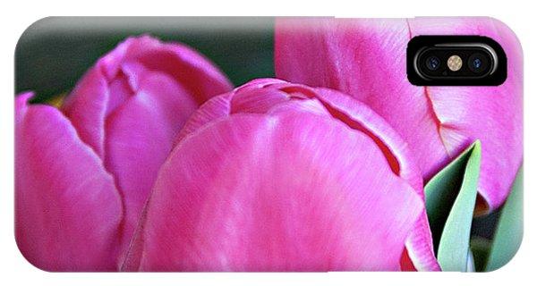 Beautiful Pink Lipstick IPhone Case