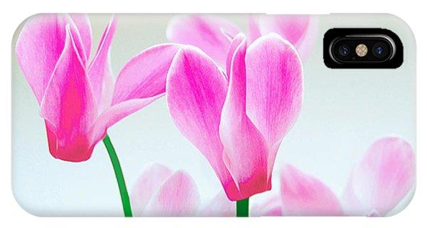 Beautiful Pink IPhone Case