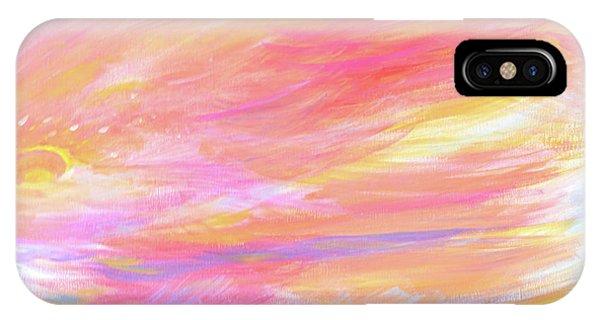 Beautiful Possibilities - Contemporary Art IPhone Case