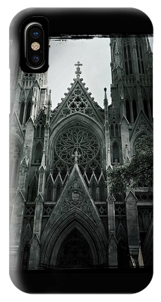 Beautiful St Patricks Cathedral IPhone Case