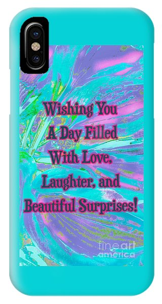 Beautiful Surprises IPhone Case
