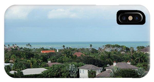 Beautiful Vero Beach Florida IPhone Case