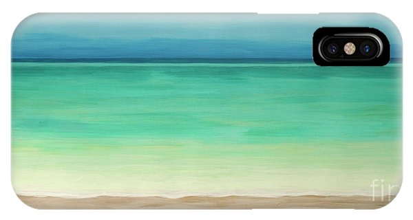 Beautiful Waters IPhone Case
