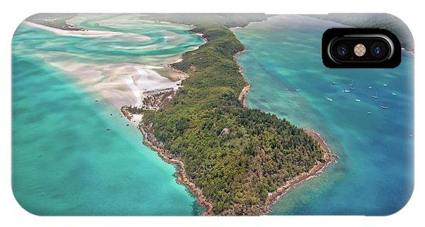 Barrier Reef iPhone Case - Beautiful Whitsundays by Az Jackson