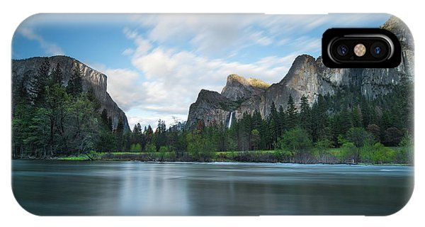 Beautiful Yosemite IPhone Case