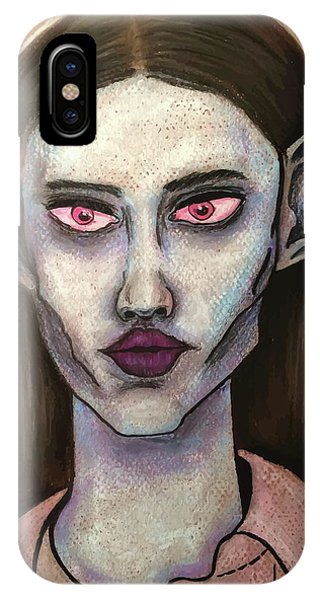 Beauty From Mars IPhone Case