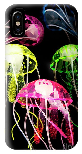 Connections iPhone Case - Beauty In Black Seas by Jorgo Photography - Wall Art Gallery