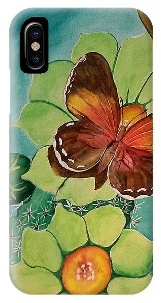 Beauty In Butterflies IPhone Case