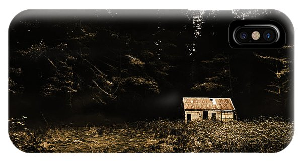 Old Barn iPhone Case - Beauty In Dilapidation by Jorgo Photography - Wall Art Gallery