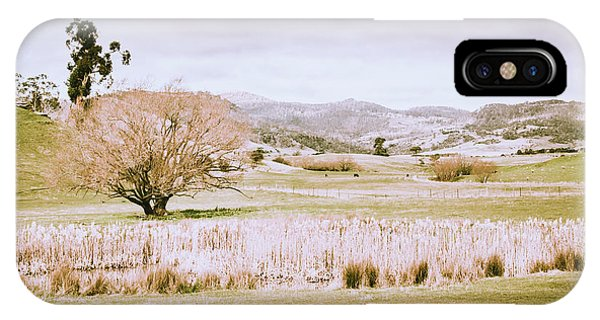 Farmland iPhone Case - Beauty In Rustic Gretna by Jorgo Photography - Wall Art Gallery