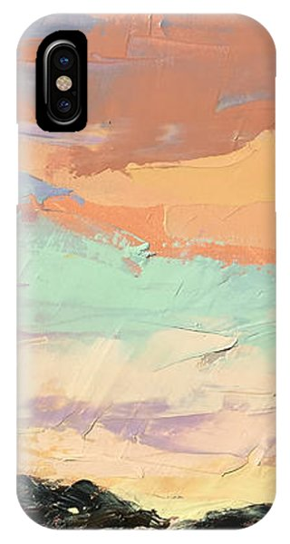 Beauty In The Journey IPhone Case