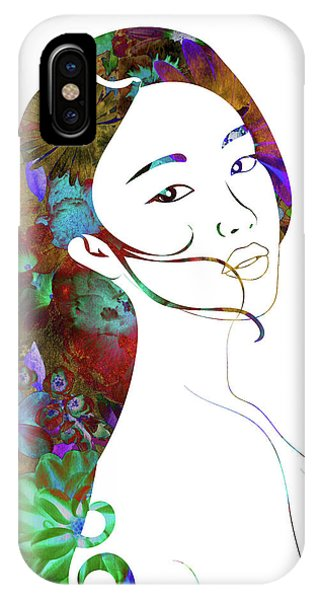 Beauty Lingers IPhone Case