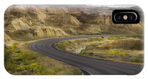 Beauty Of The Badlands South Dakota IPhone Case