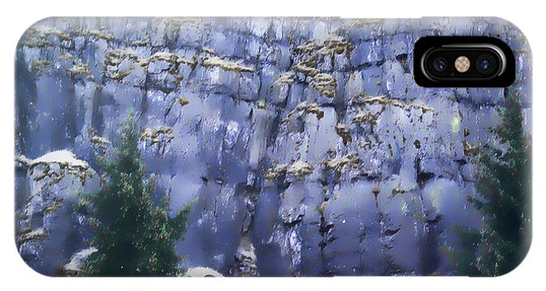 Beauty Of The Gorge IPhone Case