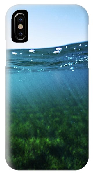 Beauty Under The Water IPhone Case
