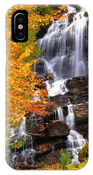 Beaver Brook Falls IPhone Case