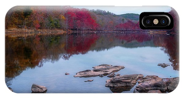 Beavers Bend State Park IPhone Case