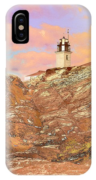 Beavertail Looking Surreal IPhone Case