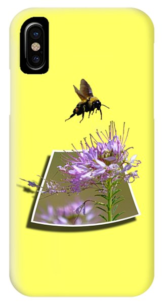 Bee Free IPhone Case