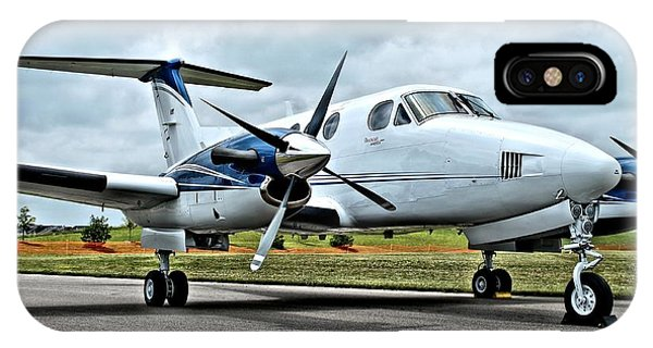 Beechcraft Kingair 2 IPhone Case