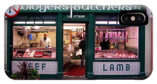 Beef Lamb IPhone Case