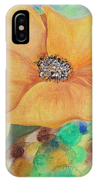 Bees Delight IPhone Case