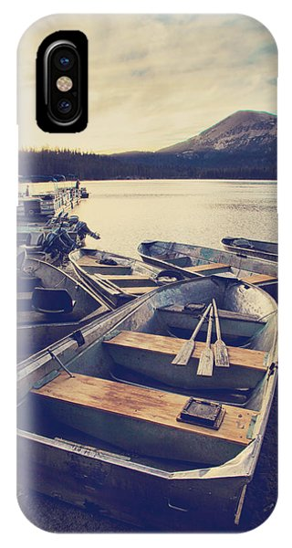 Before Another Day Disappears IPhone Case