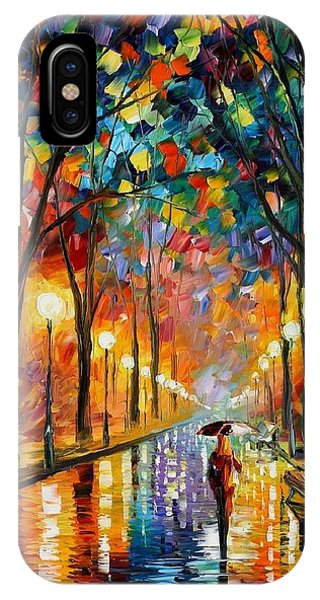 Oil iPhone Case - Before The Celebration by Leonid Afremov