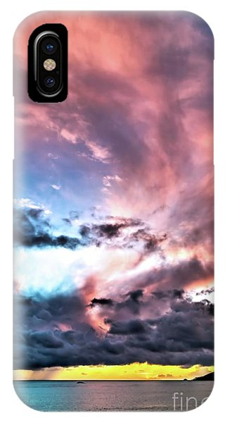 Before The Storm Avila Bay IPhone Case