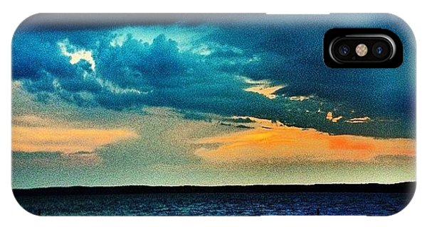 Cloud iPhone Case - Before The Storm by Katie Williams