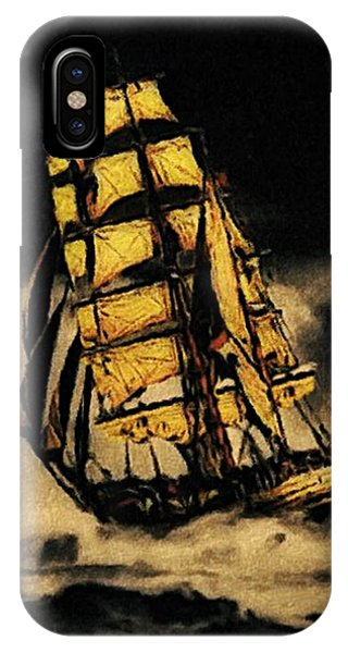 iPhone Case - Before The Wind by Blair Stuart
