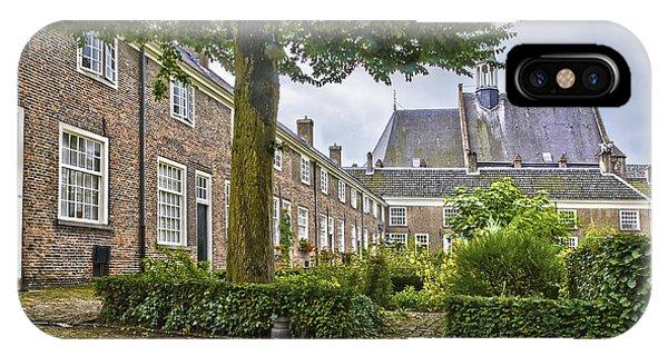 Begijnhof In Breda IPhone Case