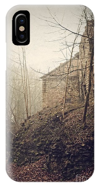 Behind Ancient Walls IPhone Case