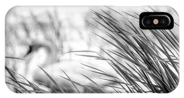 Behind The Grass IPhone Case