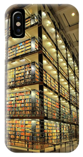 Beinecke Library At Yale University IPhone Case