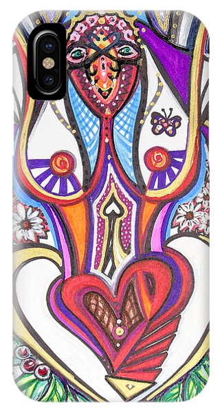 Being Silly IPhone Case